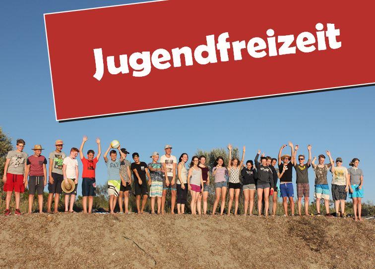Jugendfreizeit Homepage