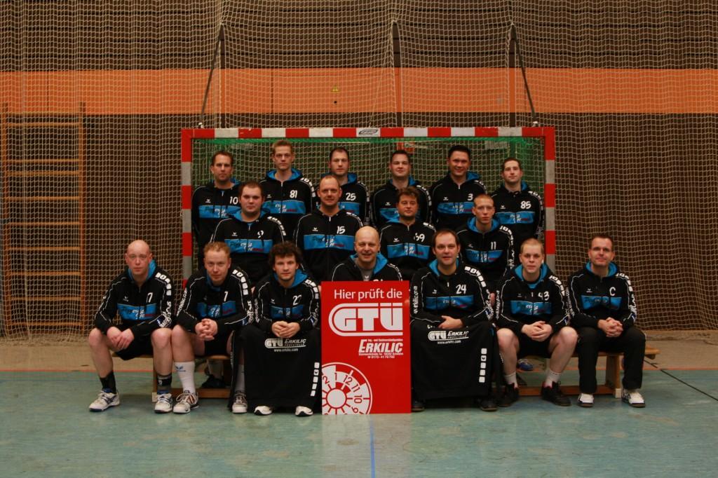 HandballCVJMMannschaft 2013